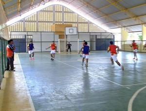 Acaraú, Zonal, Copa TV Verdes Mares, Cidade, Futsal (Foto: Reprodução TV Verdes Mares)