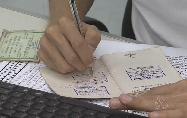 Programa dá dicas sobre o mercado de trabalho (Foto: Amazonas TV)