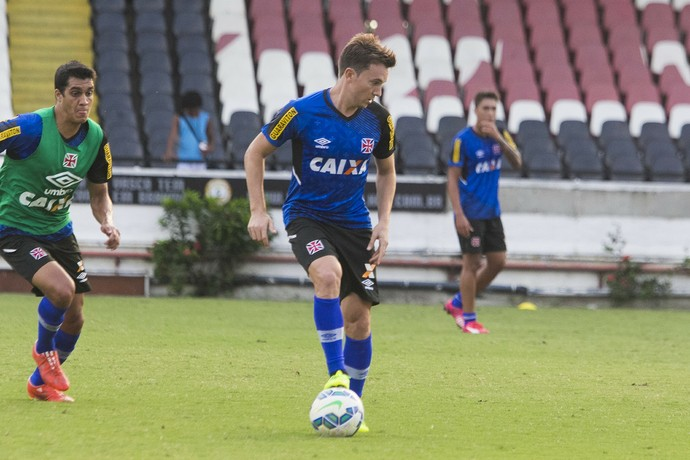 dagoberto vasco treino (Foto: Paulo Fernandes/Vasco.com.br)