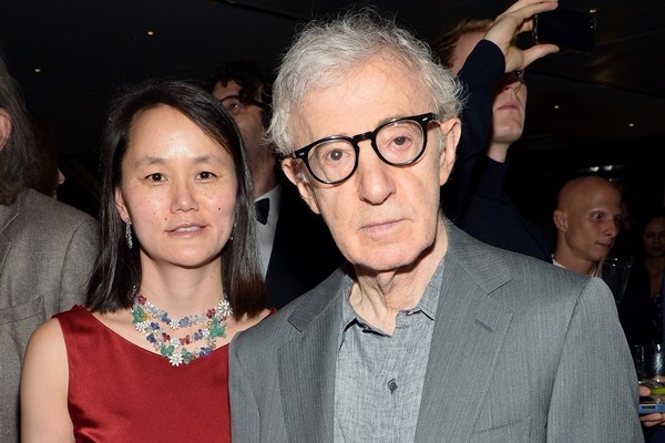 Woody Allen e Soon-Yi Previn (Foto: Getty Images)