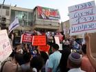 Manifestação anti-imigração africana em Tel-Aviv choca Israel