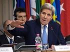 EI foi reduzido no Iraque e na Síria, mas ameaça a Líbia, diz Kerry