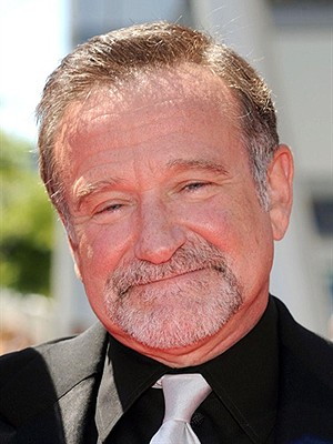 O comediante Robin Williams (Foto: AFP)