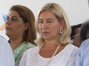 Maria do Carmo Avesani (Foto: Marlon Ganassin/PMCG)
