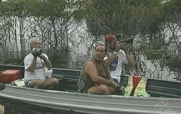 Turismo na terceira idade recebe incentivo (Foto: Bom Dia Amazônia)