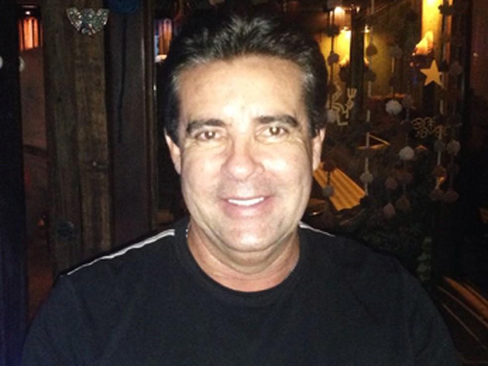 O empresário e ex-senador Valmir Amaral (Foto: Reprodução)