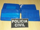 Vigilante é preso com 4,1 quilos de cocaína em rodovia no Acre