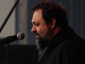 Marcelo Yuka no Rock in Rio 2011 (Foto: Divulgação)