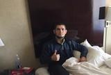 """BLOG: Nurmagomedov publica foto após cirurgia no joelho: """"Dois meses de reabilitação"""""""