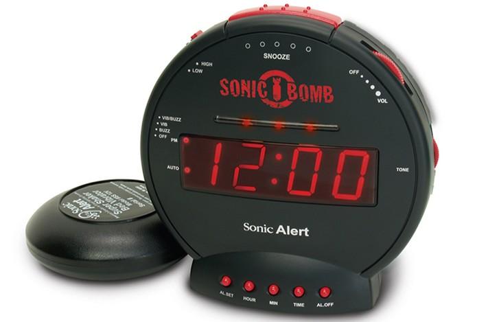 Alarme é uma bomba sonora e com vibração (Foto: Divulgação)