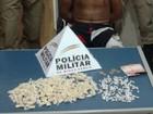Suspeito de tentativa de homicídio é preso com drogas em Montes Claros
