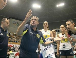 Técnico Zé Roberto Guimarães Vôlei (Foto: Divulgação/FIVB)