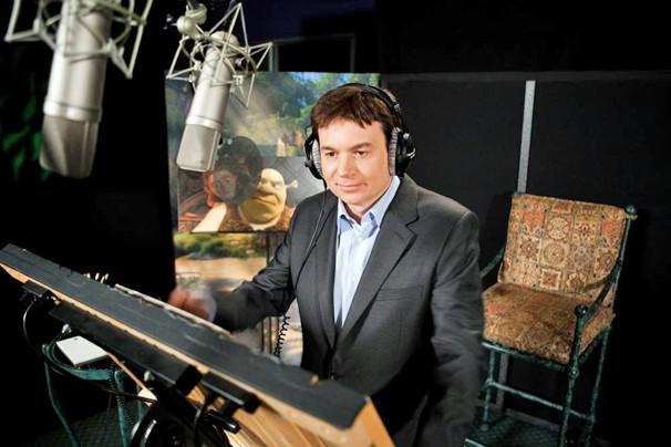 Mike Myers é a voz de Shrek (Foto: Divulgação)