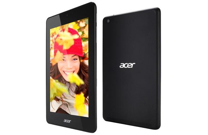 Novo tablet da Acer é fabricado no Brasil e tem chip Intel (Foto: Divulgação/Acer)