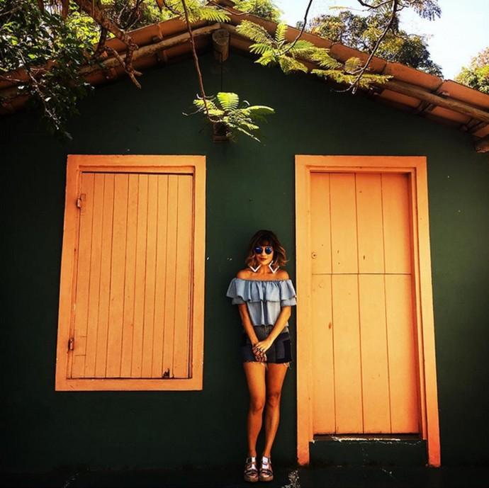Paula Magalhães (Foto: Arquivo pessoal)