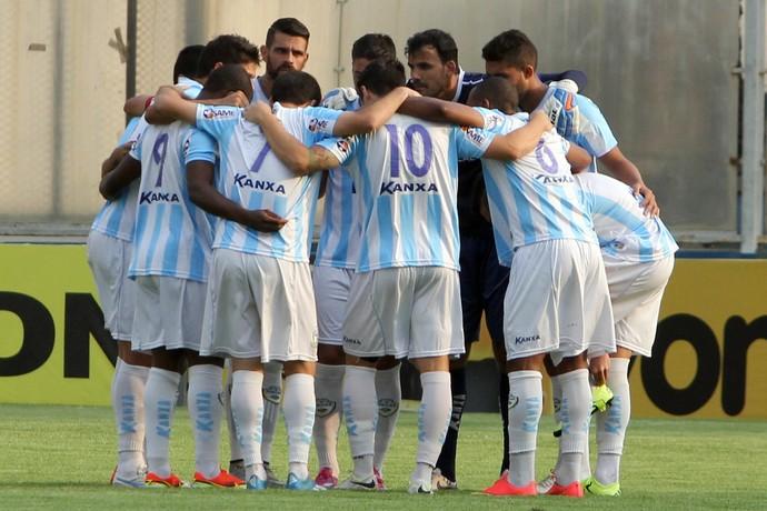 macaé, jogo contra o abc (Foto: Tiago Ferreira / Macaé Esporte)