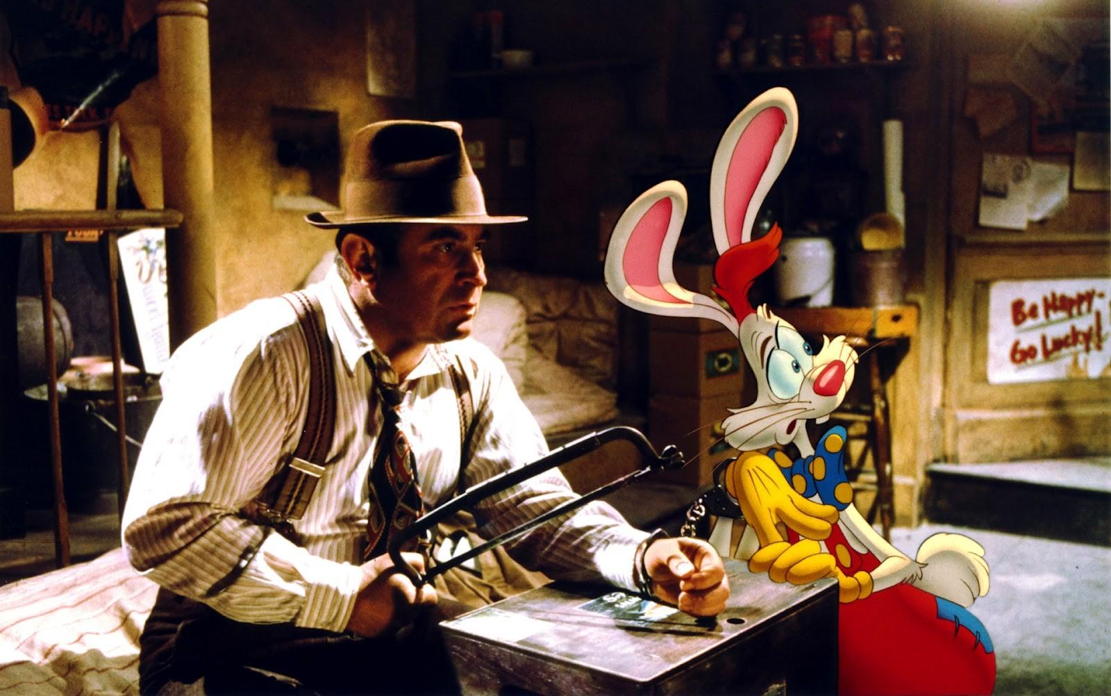 Roger Rabbit (Uma Cilada para Roger Rabbit) (Foto: Divulgao)