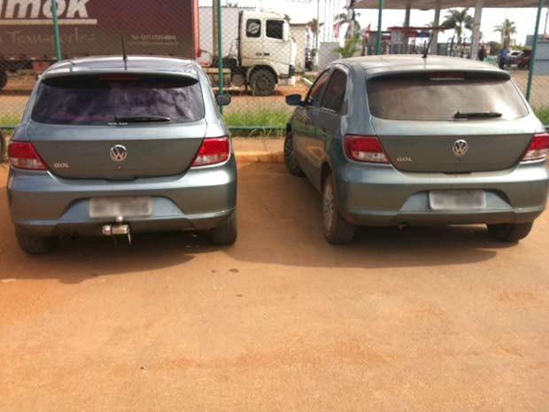 Resultado de imagem para carro clonado brasilia df