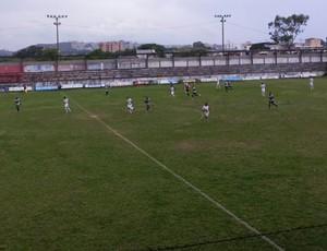 Figueirense-MG x Nacional de Uberaba Segunda Divisão Mineira  (Foto: Vágner Tolendato )