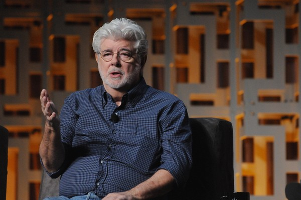 O cineasta George Lucas (Foto: Getty Images)