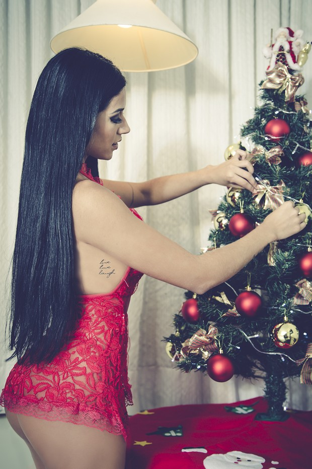 Cintia Valentim (Foto: Guilherme Bertoncini/ MF Models)