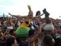 180 mil ficam em êxtase com 'Simpatia' no Rio (Alessandro Buzas/ Estadão Conteúdo)