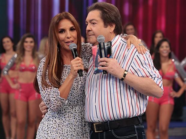 Ivete diz que o filho, Marcelo, já manda nela (Foto: Felipe Monteiro/Gshow)