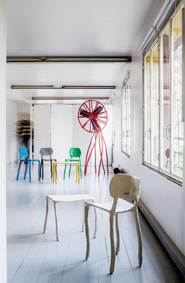 CV372 Casa Li Edelkoort Ventilador  (Foto: Fran Matthieu Salvaing)