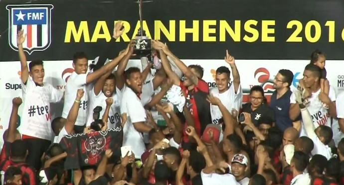 Moto Campeão Maranhense (Foto: Divulgação)