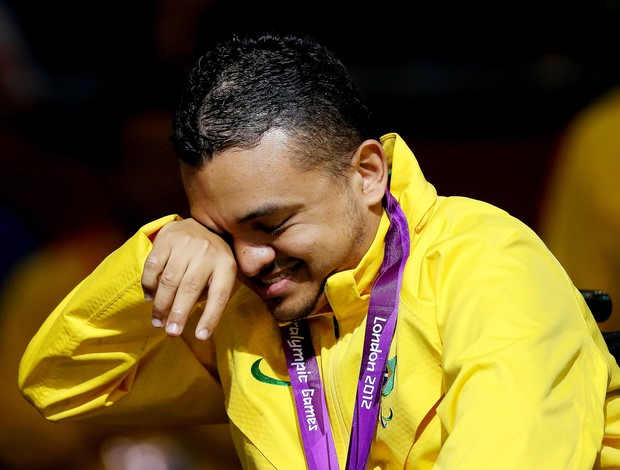 Maciel Santos bocha Londres (Foto: Getty Images)