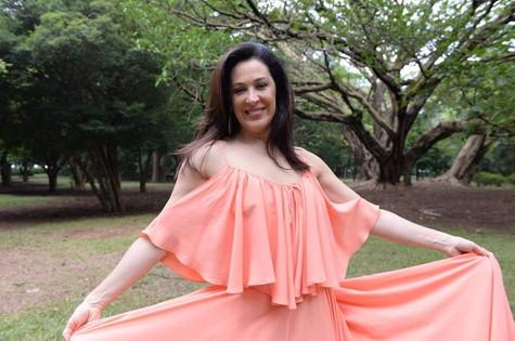 Claudia Raia (Foto: Zé Paulo Cardeal/TV Globo)