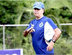Marcelo Oliveira quer trio no time do Cruzeiro (Foto: Denilton Dias / Vipcomm)