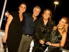 Veja fotos do aniversário de 53 anos de Claudia Jimenez
