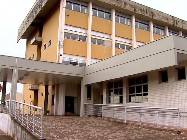 Hospital Estadual de Serrana custará R$ 32,9 milhões aos cofres públicos (Foto: Reprodução/EPTV)