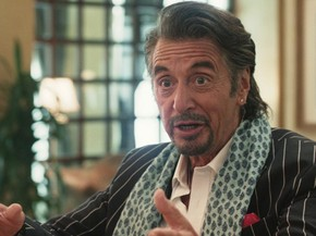 Estreia Al Pacino Interpreta Roqueiro Decadente Em Não