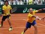 De olho nas Olimpíadas, Soares e Melo confirmam parceria no Aberto do Rio