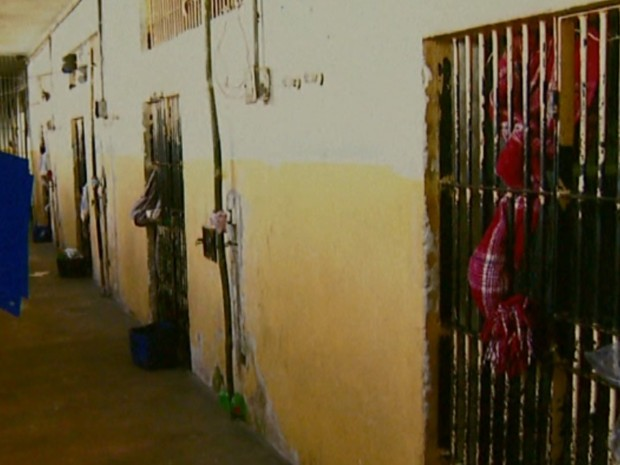 Juiz e delegado de Muzambinho dizem que unidade prisional precisa de reforma (Foto: Reprodução EPTV)