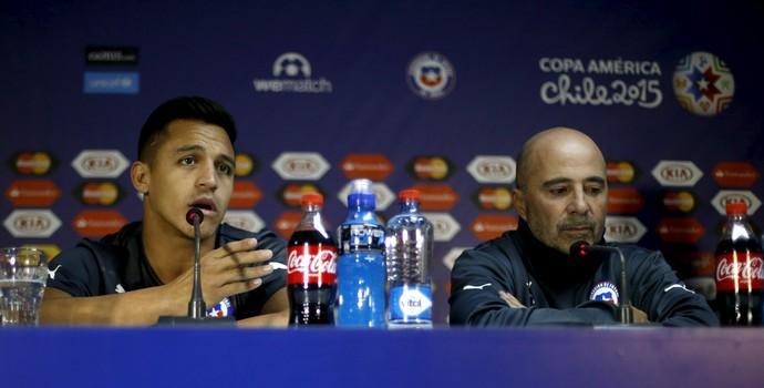Sanchez Sampaoli entrevista chile (Foto: Reuters )