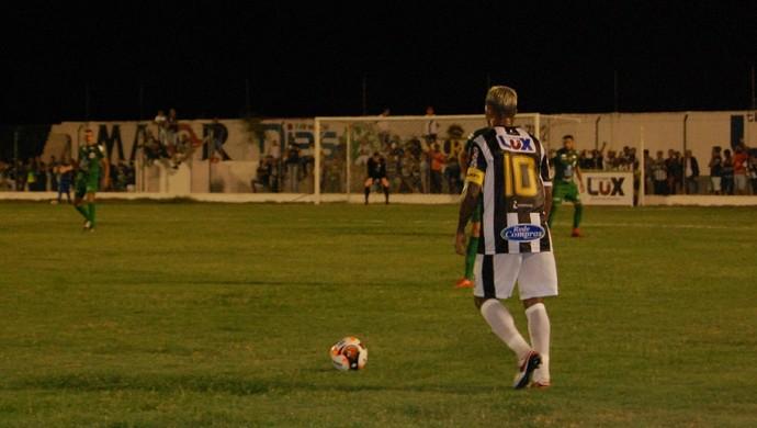 Treze, Serrano-PB, Marcelinho Paraíba (Foto: Geovanna Teixeira / GloboEsporte.com)