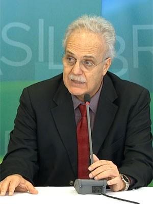 Carlos Nobre será o novo presidente da Capes (Foto: Reprodução/NBR TV)