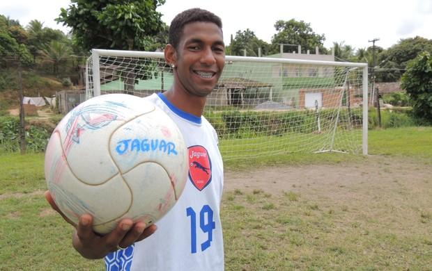 Belisco autor do gol  (Foto: Elton de Castro)