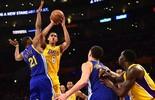Pontos, assistências, tocos... confira as estatísticas dos jogos da NBA (AFP)