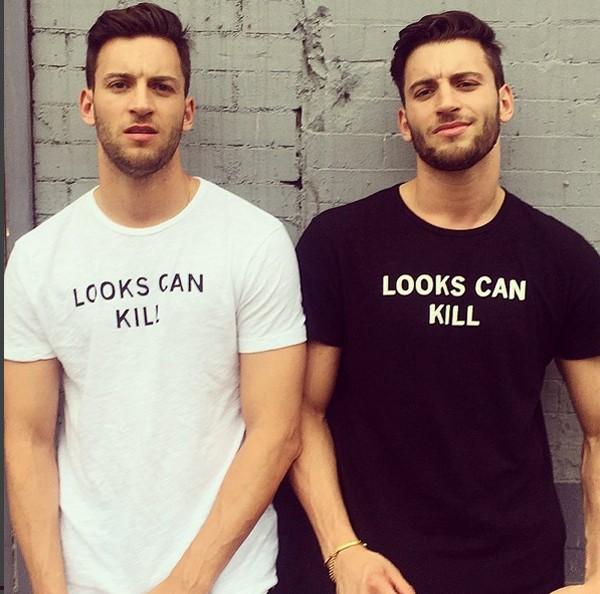 Kevin e Jonathan Sampaio (Foto: Reprodução / Instagram)