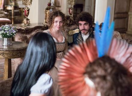 Dom Pedro faz proposta a Joaquim