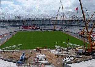 Obras do estádio Beira-Rio, em Porto Alegre (Foto: Divulgação/Fifa)