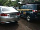 Três homens são presos em MS com espingarda e veículo roubado