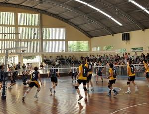 Jogos Escolares do Rio Grande do Norte - vôlei (Foto: Márlio Forte/Divulgação)