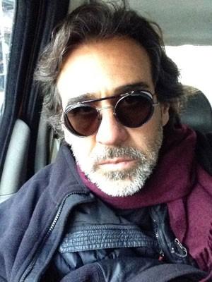 O cineasta Marcos Prado (Foto: Reprodução/Facebook/Marcos Prado)