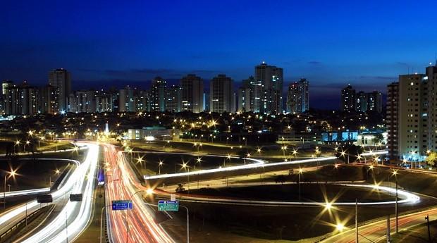 São José dos Campos, no interior de São Paulo: cidade ganha destaque no setor de franquias (Foto: Wiki Commons)