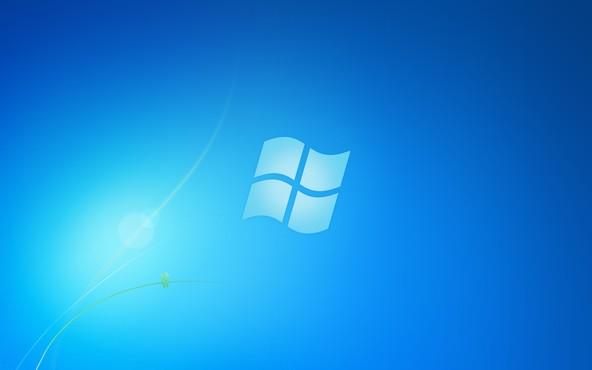 screenshot de Windows 7 Starter